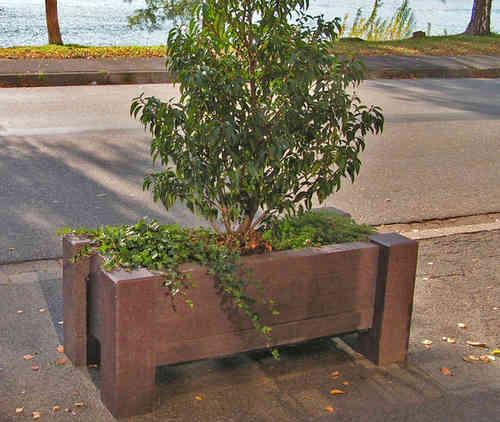 Bepflanzte Blumenkübel blumenkübel bettina braun landschaftsgestaltung bepflanzung